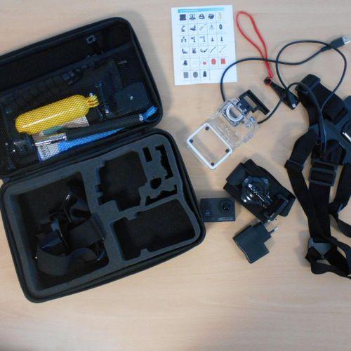 Pocket camera TAKARA CS17V2, serial number CS17V2 12 M 0237, 4K UltraHD, sold wi…