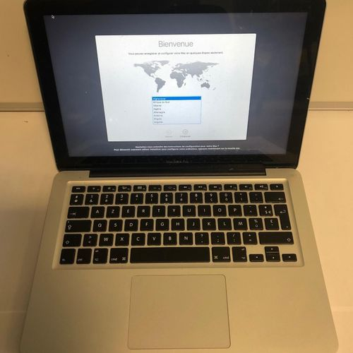 APPLE MacBook Pro, model A1278, serial number C1MMH7ZLDTY3, 13', without connect…