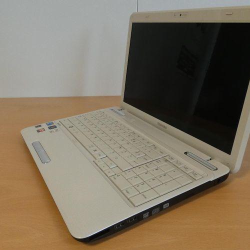 TOSHIBA Notebook, Satellite L655 model, serial no. 7A141557Q, Intelcore3 process…