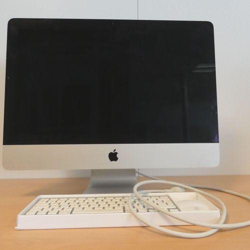 APPLE iMac 21,5' (2012), model A1418, serial n° C02KC24VDNCT, IntelCore i5 proce…