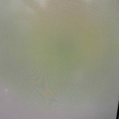 SAMSUNG television set, model UE55MU6645UXXC, curved, top right screen striped, …