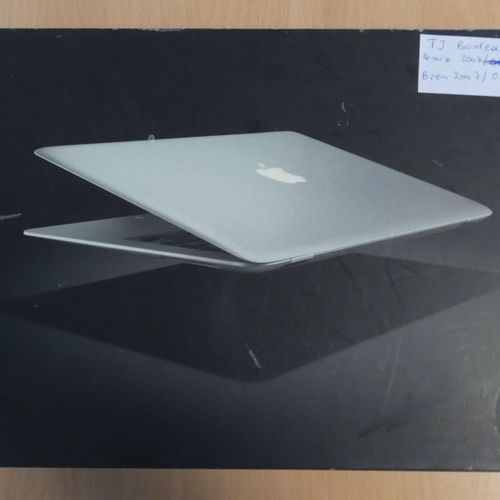 APPLE MacBookAir (2008), Model A1237, Serial No. W88290D1Y51, 13.3', 1.6 GHz Int…
