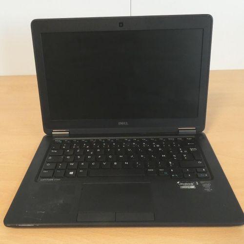 DELL laptop computer, Latitude E7250 model, Intelcore I5 Vpro processor, 4Gb, HD…