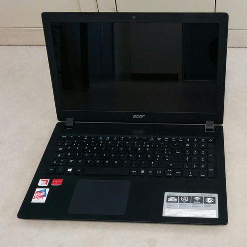 [RP] Lot of 7 laptop s : Packard Bell MS2384, 15.5' screen, broken top right cov…