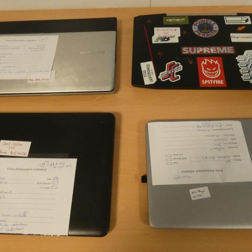 [RP] Lot of 15 laptops :  HP EliteBook, Intelcore5 processor , HP, modelRTL8723…