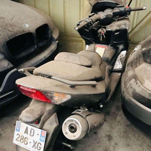 [RP][ACI] Lot reserved for car professionals. YAMAHA XP 500, Petrol, imm. AD 286…