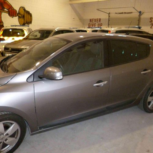 [RP] Lot reserved for car professionals. RENAULT Megane III 1.5 dCI, Gazole, imm…