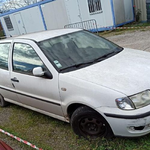 [RP] Lot reserved for car professionals. VOLKSWAGEN Polo, Diesel, imm. 8738 ZQ 3…