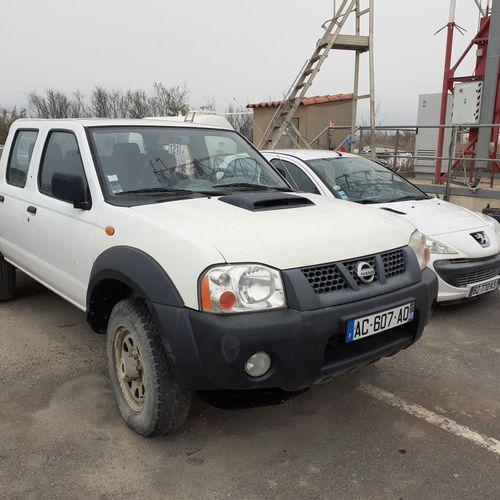 [RP] Lot réservé aux professionnels de l'automobile. NISSAN NP300 Pickup, Gazole…