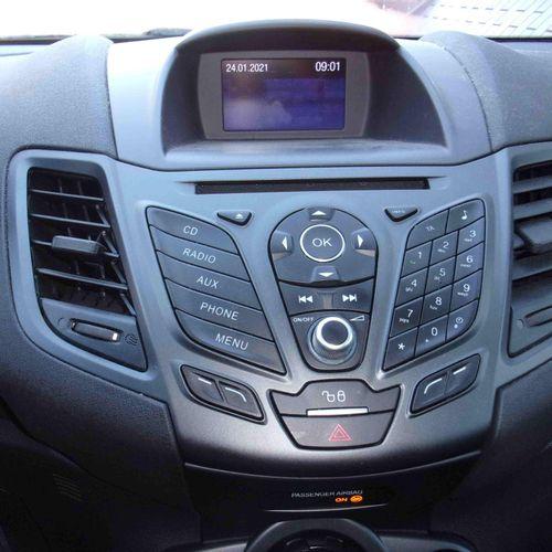 [CT] FORD Fiesta VI Ph 2 1.5 TDCi 75 cv, Gazole, imm. EG 283 VA, Type M10FRDVP14…