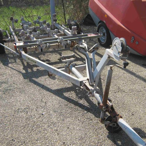 ACI] Boat trailer MECANOREM MTX 575, imm. 60700009, Type unknown, chassis n° VHT…