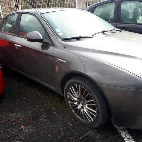 [RP][ACI] Lot reserved for car professionals. ALFA ROMEO 159 Berlina 2.4 JTDM 20…
