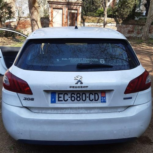 [RP] Lot reserved for car professionals. PEUGEOT 308 II 1.6 Hdi 99 cv , Gazole, …