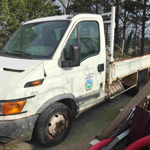 [RP][ACI] Professional car lot only. IVECO Dailly, Diesel, imm. 122 APK 34, Type…