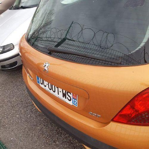 [RP][ACI] Lot réservé aux professionnels de l'automobile. PEUGEOT 207 1.6 HDi 90…