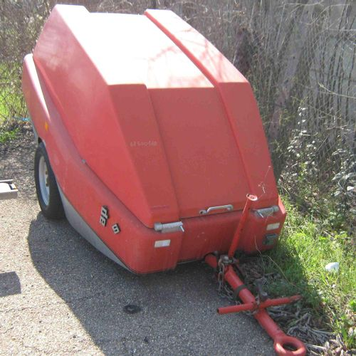 [RP][ACI] Lot reserved for automotive professionals. SIDES fire engine type 1015…