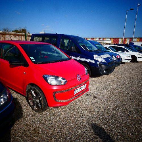 [RP] Lot réservé aux professionnels de l'automobile. VOLKSWAGEN UP 5p 1.0 60 cv …