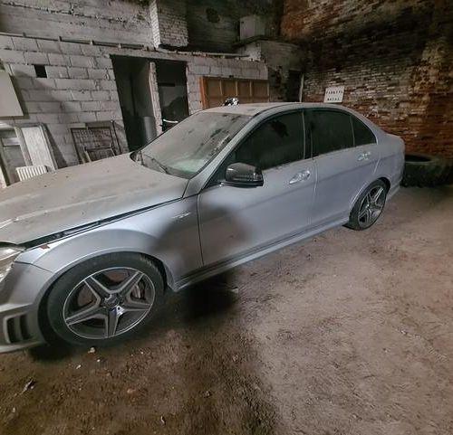 [RP] Lot réservé aux professionnels de l'automobile. MERCEDES Classe C 320 3.0 C…
