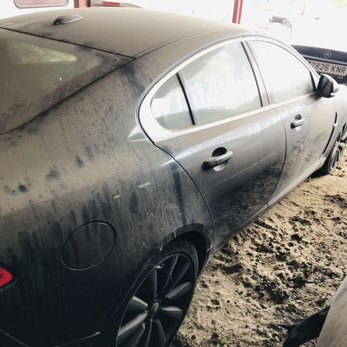[RP][ACI] Lot reserved for car professionals. JAGUAR XF 3.0D BA, Diesel, imm. 33…