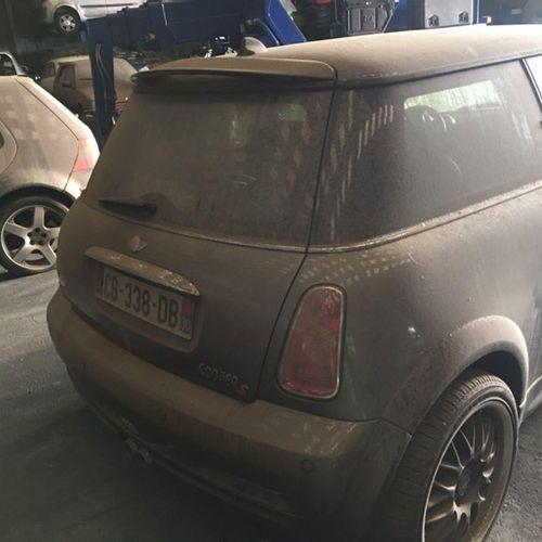[RP][ACI]  Lot réservé aux professionnels de l'automobile. MINI Mini 1.6 COOPER…