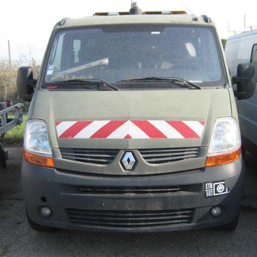 [RP][ACI] Lot reserved for car professionals. RENAULT Master 2.5 DCI, Diesel, im…