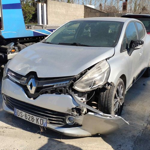 [RP][ACI] Lot reserved for car professionals. RENAULT Clio IV Company, Diesel, i…
