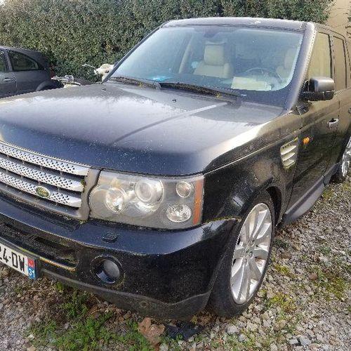[RP][ACI] Lot réservé aux professionnels de l'automobile. LAND ROVER Range Rover…