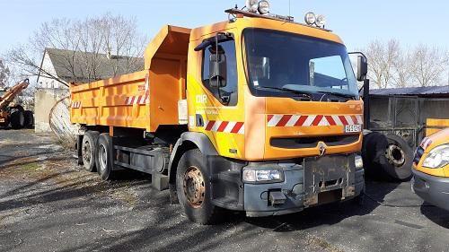 [RP] Lot réservé aux professionnels. RENAULT TRUCKS Premium Camion 370 DCI, Gaz…