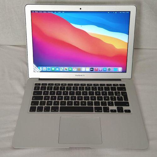 Ordinateur portable APPLE MacBook Air modèle A1466 Écran : 13'' Système d'exploi…