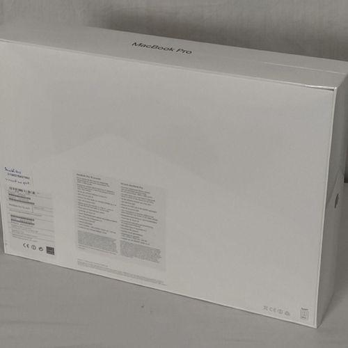 Ordinateur portable APPLE MacBook Pro, modèle A1707 Écran : 15'' Processeur : In…
