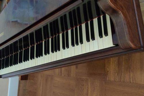 Piano ERARD GRAND CONCERT, 1854 A restaurer: important problèmes de sommier et d…