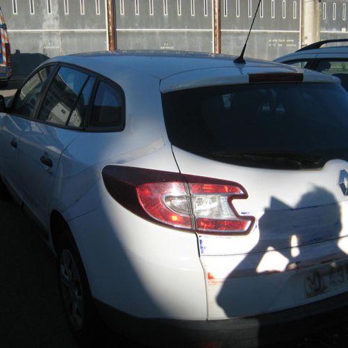 [RP] Lot réservé aux professionnels de l'automobile . RENAULT MEGANE 1.5 dCi, Ga…
