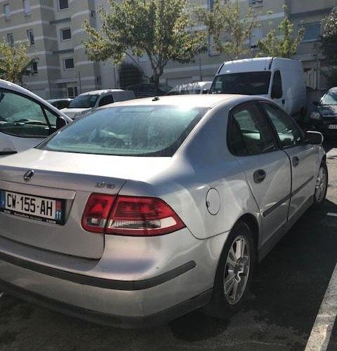 [RP][ACI] Lot réservé aux professionnels de l'automobile. SAAB 9 3 1.9 TiD 120cv…