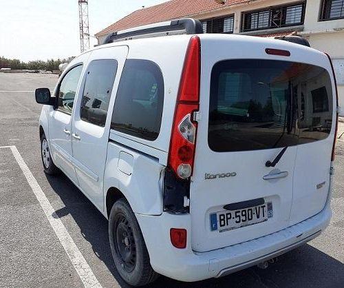 [RP] Lot réservé aux professionnels de l'automobile. RENAULT KANGOO II 1.5 dCi e…