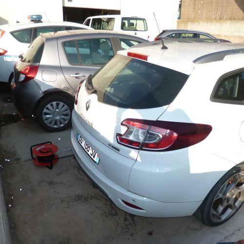 [RP] Lot réservé aux professionnels de l'automobile. RENAULT MEGANE 2.0 DCI, Gaz…