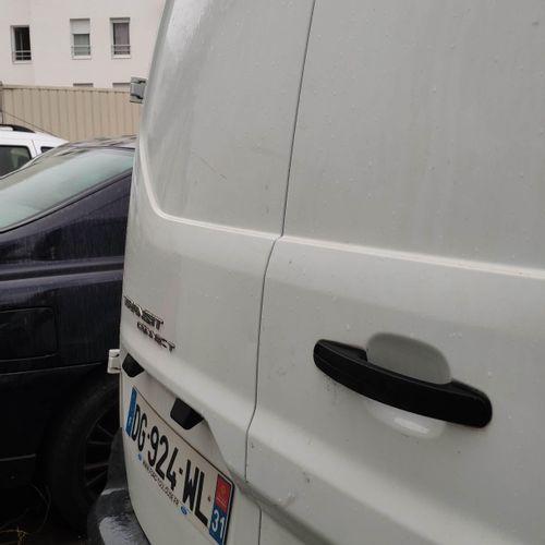 [RP][ACI] Lot réservé aux professionnels de l'automobile. FORD TRANSIT Connect I…