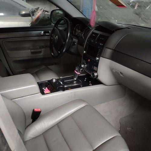 [RP] Lot réservé aux professionnels de l'automobile. VOLKSWAGEN Touareg I R5 2.5…