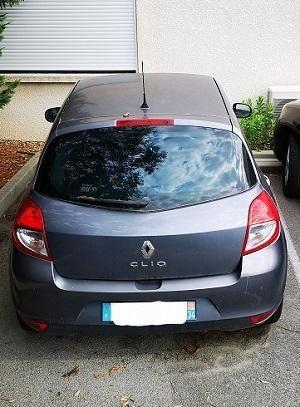 [RP] Lot réservé aux professionnels de l'automobile RENAULT CLIO 3 1.5 dCi 106 c…