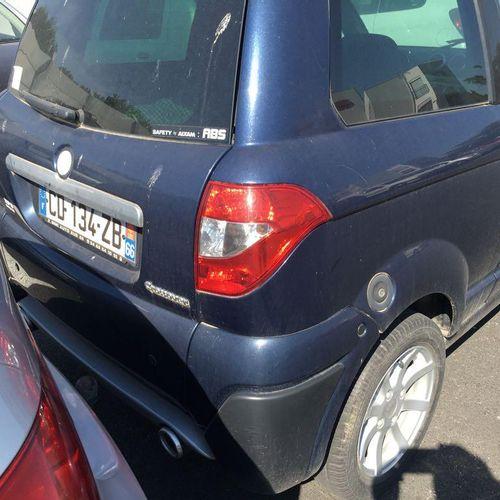 [RP][ACI] Lot réservé aux professionnels de l'automobile. AIXAM S8, Gazole, imm.…