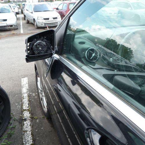 [RP][ACI] Lot réservé aux professionnels de l'automobile. MERCEDES B 200, Gazole…