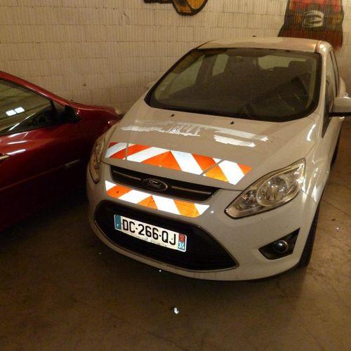 [RP] Lot réservé aux professionnels de l'automobile. FORD C MAX 2.0 TDCI, Gazole…