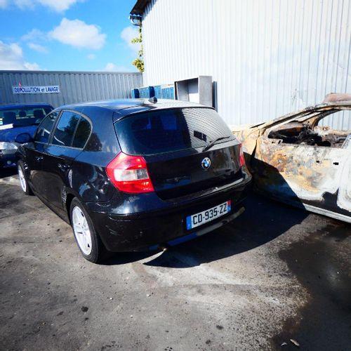 [RP][ACI] Lot réservé aux professionnels de l'automobile. BMW Série 1 120d 2.0 d…