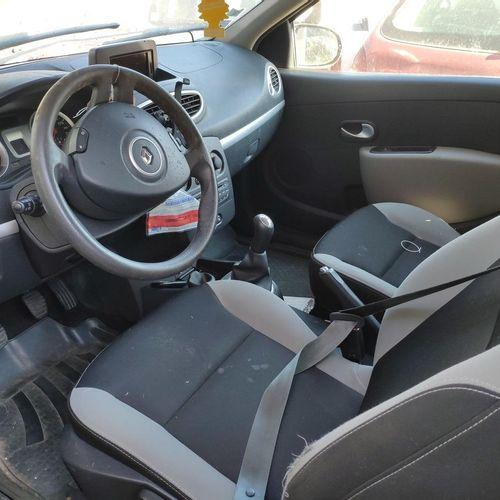 [RP] Lot réservé aux professionnels de l'automobile. RENAULT CLIO SOCIÉTÉ III 3 …