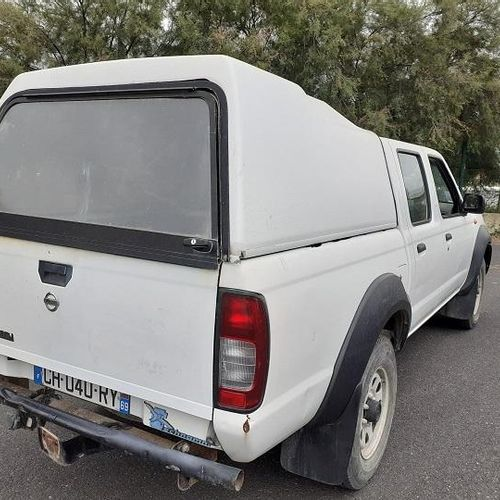 [RP] Lot réservé aux professionnels de l'automobile. NISSAN NP300 Pickup 2.5 dCi…
