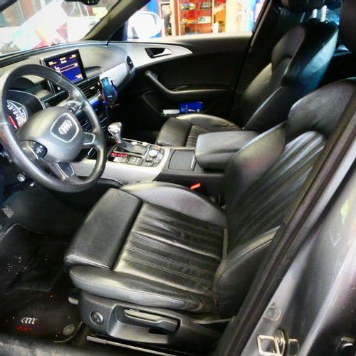[RP]  Lot réservé aux professionnels de l'automobile. AUDI A6 Série 4 Avant Qu…