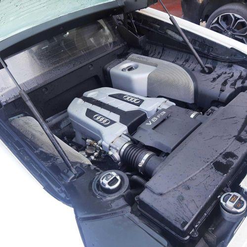 [RP][ACI] Lot réservé aux professionnels de l'automobile. AUDI R8 Coupé 4.2 FSi …