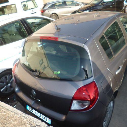 [RP] Lot réservé aux professionnels de l'automobile. RENAULT CLIO III 1.5 DCI, G…