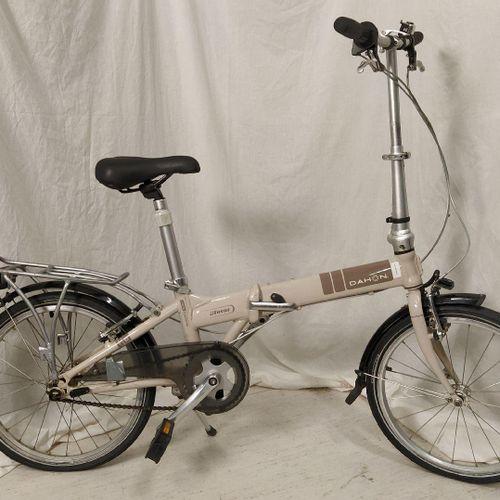 Vélo pliant DAHON 7005 Aluminum avec housse de transport, carter de chaîne cassé…