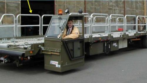 [RP][ACI] Lot réservé aux professionnels. 1 Plateforme aérotransportable 3 essie…