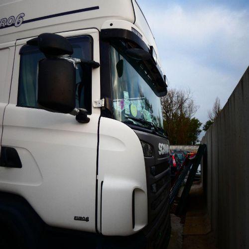 [RP][ACI] Lot réservé aux professionnels. Tracteur SCANIA R480 LA 4X2MNA, Gazole…